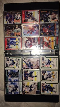 NHL hockey cards New Westminster, V3M 5K5