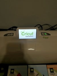 CRICUT EXPRESSIONS 2 (wires and cartridges)