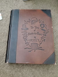 Harry potter The Tales Of Beedle The Bard Collectors Edition book