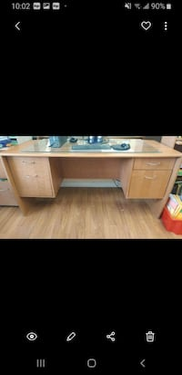 office desk disassembled length 59/ width 27