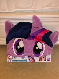UNOPENED My little pony hooded Sherpa slumber Union City, 94587