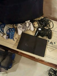 Sony PS2 console with controllers Muskegon, 49442