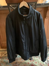 New Calvin Klein Black Winter Jacket Vienna