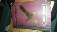 Minecraft book Logan, 43138
