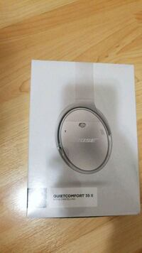 BOSE QC 35 II SILVER BRAND NEW STILL SEALED Burnaby, V5G