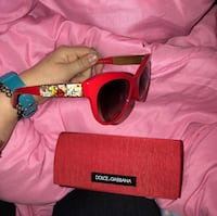 Red Mosaic Dolce & Gabbana Sun Glasses Forest Hill, 21050