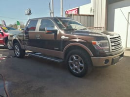 Ford - F-150 KING RANCH - 2010