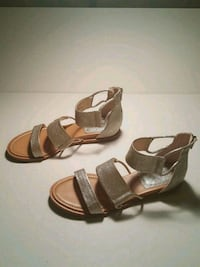 Isola Gladiator Sandals, Size 11 Alexandria, 22314