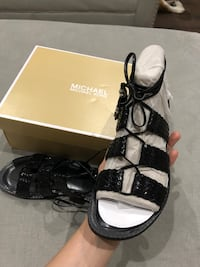 New Michael Kors Sandals 6.5 FIRM Mission, 78572