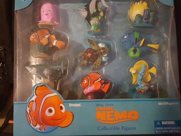 2bdff909e72 FINDING NEMO collectable figures NIB