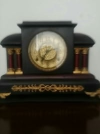 Wooden table clock Apopka, 32712