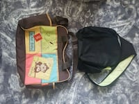 2 baby diaper bags - Fisher Price and Nestle  Edmonton, T5C