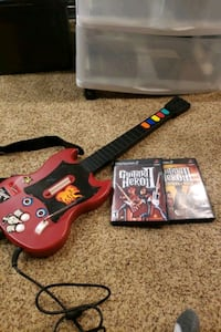 Guitar Hero 2 and 3 Sioux Falls, 57106