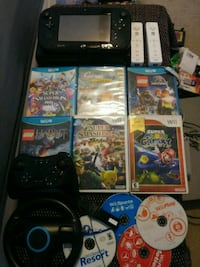 Nintrndo wii u bundle 2000.00 cash Louisville, 40215