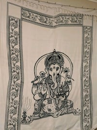 Gorgeous Ganesha Wall Tapestry North Vancouver, V7G 2S7