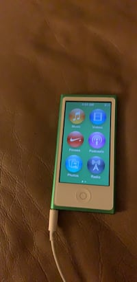 iPod nano touch good for running exercising and working out Washington, 20032