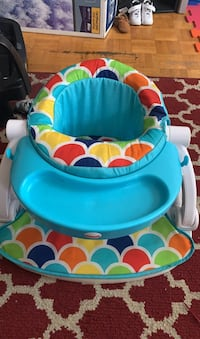 Fisher price baby chair  Whitby, L1N 4M4