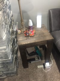 End tables , wood hand made New Lebanon, 45345