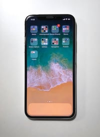 256GB iPhone X Unlocked