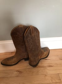 Authentic cowgirl boots-size 8 Hooksett, NH, USA