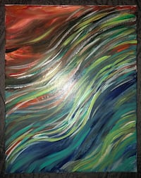 Abstract Paintings & Acrylic Pours  La Crescenta, 91214
