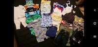 Baby boy's clothes bundle!!!
