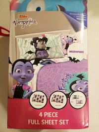 new vamperina full size bed set Des Moines, 50315