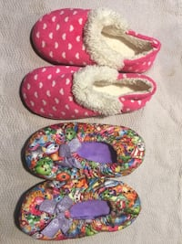 Little Girls Slippers ( Size are on Pictures ) Odenton, 21113
