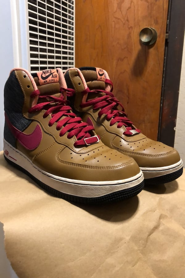 Nike Air Force 1 size 10 0