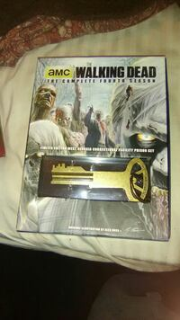 Amc the walking dead c complete season 4  Stanley, 22851
