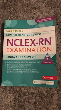 Saunders NCLEX-RN Review good condition Jackson, 39202