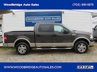 2007 Ford F-150 4WD SuperCrew 139  XLT Woodbridge, 22191