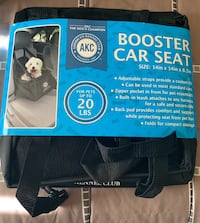 Doggie Booster Car Seat Woodbridge, 22191