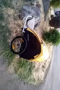 2 kid bike trailer El Dorado Hills, 95762