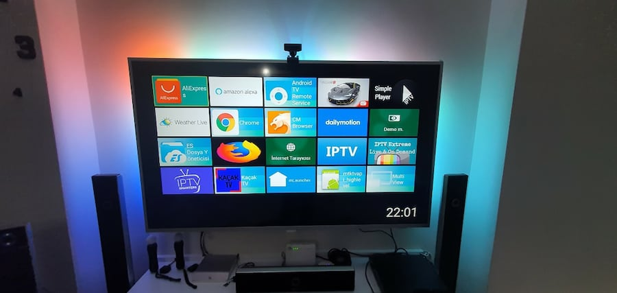 65 inç Android Philips 165 ekran 4k Amblight Tv 2f6193d5-cb9a-4dae-8264-d9112cb861ed
