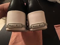 Authentic miu mui black platform pointy toe flats slip on metal shoes in excellent condition size 7