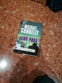Libro de Echo Park de Micheal Connelly