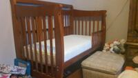 """Heather"" stages crib"