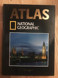 Atlas National Geographic Libros  Algeciras, 11203