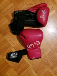 Rival boxing gloves 8oz Mississauga, L5B 1L4