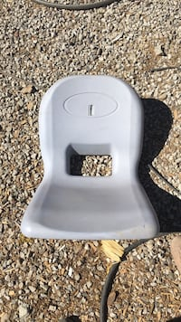 Plastic chairs 10 each three available  Reno, 89502
