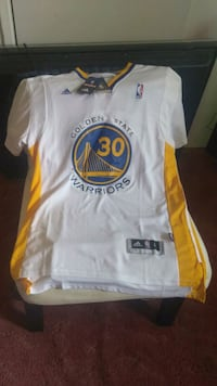 Brand New Curry jersey
