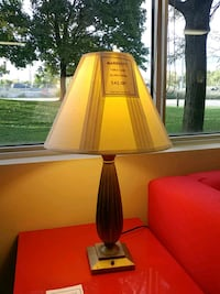Ra res marriott table lamp Mississauga