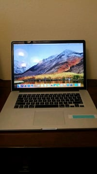 "Macbook Pro 15"" Arroyo Grande, 93420"