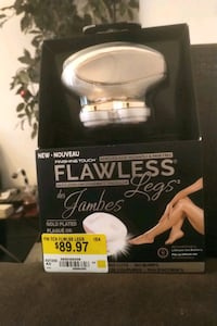 Gold Plated Flawless Body Shaver