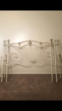 Cream Colored  Bed Frame  Phoenix, 85308