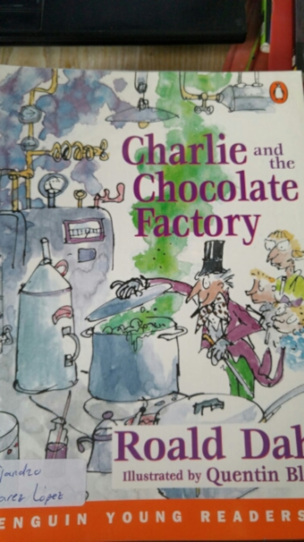 Charlie and the Chocolate Factory -  [TL_HIDDEN] 81