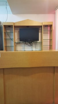 Desk with Display Stand  Norwalk, 90650
