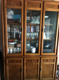 China cabinet for sale Abbotsford, V2T