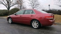 2003 Honda Accord EX 5AT w/Leather PZEV Catonsville